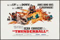 "Movie Posters:James Bond, Thunderball (Spy Guise, 1995). Numbered Limited Edition Poster (24""X 36""). James Bond.. ..."