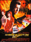 "Movie Posters:James Bond, The World is Not Enough (UIP, 1999). French Petite (15.5"" X 23.5"").James Bond.. ..."
