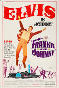 "Movie Posters:Elvis Presley, Frankie and Johnny (United Artists, 1966). Poster (40"" X 60"").Elvis Presley.. ..."