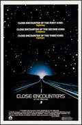 "Movie Posters:Science Fiction, Close Encounters of the Third Kind (Columbia, 1977). InternationalOne Sheet (27"" X 41""). Science Fiction.. ..."