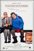 "Movie Posters:Comedy, Planes, Trains and Automobiles (Paramount, 1987). International One Sheet (27"" X 41""). Comedy.. ..."