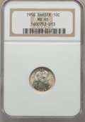 Barber Dimes: , 1916 10C MS65 NGC. NGC Census: (131/45). PCGS Population (109/61).Mintage: 18,490,000. Numismedia Wsl. Price for problem f...