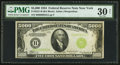 Small Size:Federal Reserve Notes, Fr. 2221-B $5,000 1934 Federal Reserve Note. PMG Very Fine 30 Net.. ...