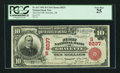 Gravette, AR - $10 1902 Red Seal Fr. 613 The First NB Ch. # (S)8237