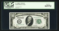 Small Size:Federal Reserve Notes, Fr. 2000-F $10 1928 Federal Reserve Note. PCGS Gem New 66PPQ.. ...