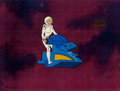 Animation Art:Production Cel, He-Man and the Masters of the Universe Andrea SteeleProduction Cel Setup, Animation Drawing, and Production FolderGr... (Total: 6 Items)