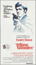 "Movie Posters:Crime, The Long Goodbye (United Artists, 1973). International Three Sheet(41"" X 77""). Crime.. ..."