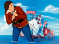 Animation Art:Limited Edition Cel, Gulliver's Travels Limited Edition Cel #5/125 (MaxFleischer/King Features, 1992)....