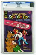 Bronze Age (1970-1979):Cartoon Character, Scooby Doo #20 File Copy (Gold Key, 1973) CGC NM 9.4 Off-white pages. Overstreet 2005 NM- 9.2 value = $. CGC census 3/06: 3 ...