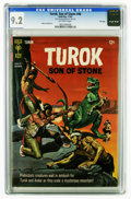 Silver Age (1956-1969):Adventure, Turok #48 File Copy (Gold Key, 1965) CGC NM- 9.2 Off-white to white pages. Alberto Giolitti art. Overstreet 2005 NM- 9.2 val...