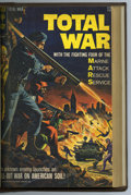 Silver Age (1956-1969):Adventure, M.A.R.S. Patrol/Total War #1-10 Bound Volume (Gold Key, 1965-69).The complete run of this title has been collected in this ...