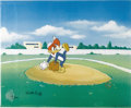 "Original Comic Art:Miscellaneous, Woody Woodpecker ""Wind Up"" Limited Edition Hand Painted Cel#PP4/10/250 Original Art, signed by Walter Lantz (Walter LantzPro..."
