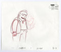 "Original Comic Art:Miscellaneous, The Simpsons - ""Lisa Simpson and Fat Tony"" Preliminary Animation Drawing Original Art, Group of 4 (undated). Fat Tony looks ... (Total: 5 Items)"