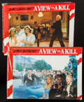 "Movie Posters:James Bond, A View to a Kill (Hestair Puzzles, 1985). 204 Piece Jigsaw Puzzles(2) (1.5"" X 7"" X 10""). James Bond.. ..."
