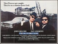 "The Blues Brothers (Universal, 1980). Subway (45"" X 59.25""). Comedy"