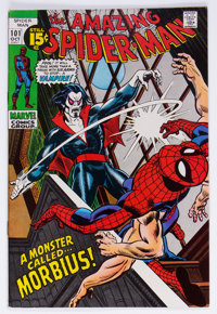 The Amazing Spider-Man #101 (Marvel, 1971) Condition: VF/NM