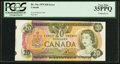 Canadian Currency: , Cutting Error BC-54a $20 1979. ...