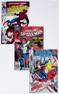 Modern Age (1980-Present):Superhero, The Amazing Spider-Man Group of 52 (Marvel, 1980-93) Condition:Average VF.... (Total: 52 Comic Books)