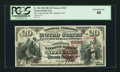 National Bank Notes:Wisconsin, Appleton, WI - $20 1882 Brown Back Fr. 504 The Commercial NB Ch. # (M)2565. ...