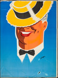 """Movie Posters:Miscellaneous, Maurice Chevalier (Paramount, 1930). French Grande (46"""" X 63"""").Miscellaneous.. ..."""