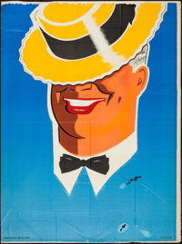 "Maurice Chevalier (Paramount, 1930). French Grande (46"" X 63""). Miscellaneous"