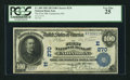 National Bank Notes:Pennsylvania, Uniontown, PA - $100 1902 Date Back Fr. 689 The First NB Ch. #(E)270. ...
