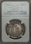 Netherlands East Indies, Netherlands East Indies: Dutch Colony. Westfriesland Gulden1786/64-VOC XF Details (Surface Hairlines) NGC,...