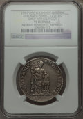 Netherlands East Indies, Netherlands East Indies: Dutch Colony. Zeeland Gulden 1791-VOC VFDetails (Mount Removed Repaired) NGC,...