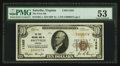 National Bank Notes:Virginia, Saltville, VA - $10 1929 Ty. 1 The First NB Ch. # 11265. ...