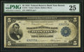 Fr. 781 $5 1918 Federal Reserve Bank Note PMG Very Fine 25