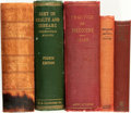 Books:Medicine, [Medicine]. Group of Five Books on Medicine and Health. Various publishers, [1903 - 1923].... (Total: 5 Items)