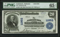 National Bank Notes:Alabama, Andalusia, AL - $20 1902 Plain Back Fr. 659 The Andalusia NB Ch. # 11955. ...