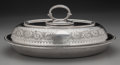 Silver Holloware, Continental:Holloware, A Hamilton & Inches Silver-Plated Covered Vegetable ServingDish, Edinburgh, Scotland, late 19th century. Marks: H&I, E,E...