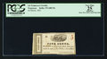 Obsoletes By State:Tennessee, 1st Tennessee Cavalry, TN- Sutler, 1st Tennessee Cavalry 5¢ March, 1863 Remainder. ...