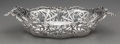 Silver Holloware, American:Bowls, A Gorham Reticulated Silver Bread Bowl, Providence, Rhode Island,circa 1892. Marks: (lion-anchor-G), STERLING, 2931. 2-...