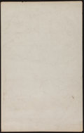 Confederate Notes:Group Lots, Confederate Watermarked Paper.. ...