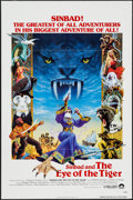 "Movie Posters:Fantasy, Sinbad and the Eye of the Tiger (Columbia, 1977). One Sheet (27"" X41"") Flat Folded. Fantasy.. ..."