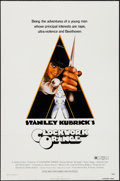 """Movie Posters:Science Fiction, A Clockwork Orange (Warner Brothers, 1971). One Sheet (27"""" X 41"""") R-Rated Style. Science Fiction.. ..."""