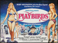 """Movie Posters:Crime, The Playbird Murders (Tigon, 1978). British Quad (30"""" X 40"""").Crime. British Release Title: The Playbirds.. ..."""