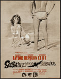 """Movie Posters:Drama, Suddenly, Last Summer (Columbia, R-1970s). French Petite (15.75"""" X20.75""""). Drama.. ..."""