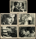 """Movie Posters:Foreign, Woman of Rome (Minerva, 1954). Italian Photobustas (5) (9.5"""" X 13.5""""). Foreign.. ... (Total: 5 Items)"""
