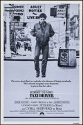 "Movie Posters:Crime, Taxi Driver (Columbia, 1976). International One Sheet (27"" X 41"")Flat Folded. Crime.. ..."