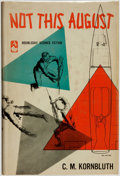 Books:Science Fiction & Fantasy, C[yril] M. Kornbluth. Not This August. Garden City: Doubleday & Company, Inc., 1955....