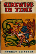 Books:Science Fiction & Fantasy, Murray Leinster (pseudonym of William Fitzgerald Jenkins). Sidewise in Time and Other Scientific Adventures. Chicago...