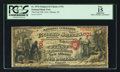 National Bank Notes:Indiana, New Albany, IN - $5 Original Fr. 397b The First NB Ch. # 701. ...