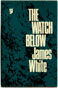 Books:Science Fiction & Fantasy, James White. The Watch Below. London: Ronald Whiting & Wheaton, [1966]....
