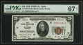 Small Size:Federal Reserve Bank Notes, Fr. 1870-H $20 1929 Federal Reserve Bank Note. PMG Superb Gem Unc 67 EPQ.. ...