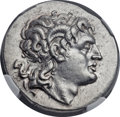 Ancients:Greek, Ancients: THRACIAN KINGDOM. Lysimachus (305-281 BC). AR tetradrachm(29mm, 17.08 gm, 10h)....