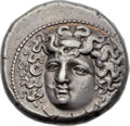 Ancients:Greek, Ancients: THESSALY. Larissa. Ca. 356-342 BC. AR stater (23mm, 12.27gm, 6h)....
