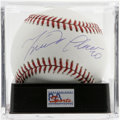 Autographs:Baseballs, Miguel Cabrera Single Signed Baseball, PSA Mint+ 9.5. TheVenezuelan slugger Miguel Cabrera is thought by many across thel...